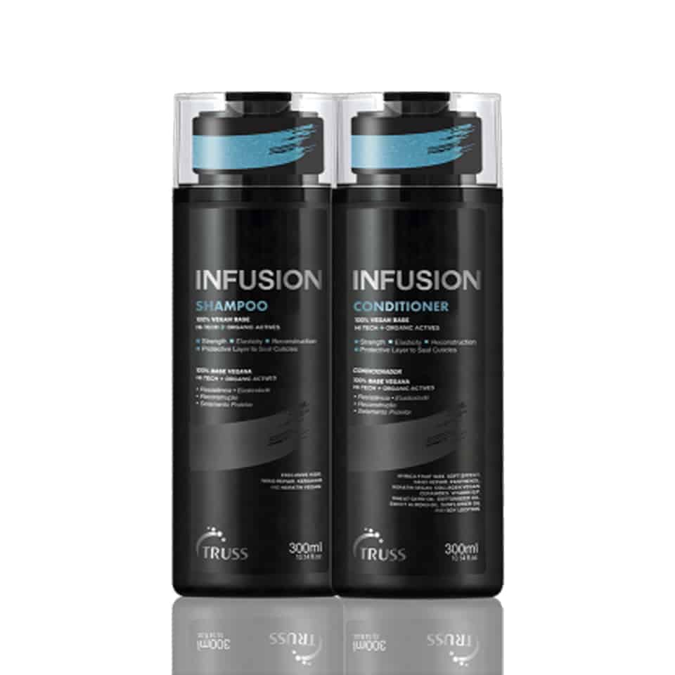 Truss Infusion Shampoo and Conditioner