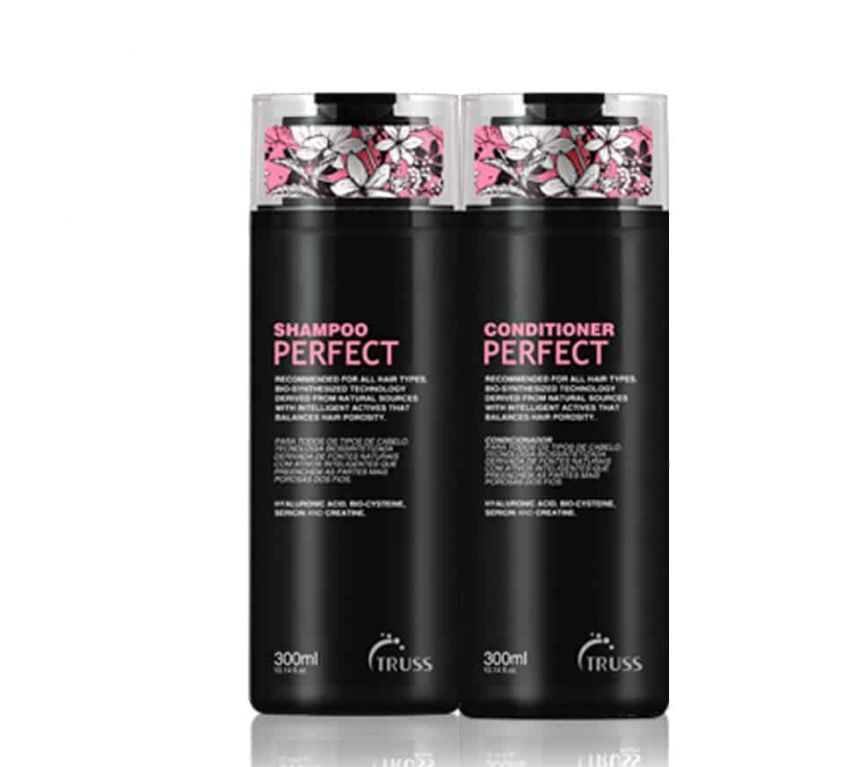 Truss Perfect Shampoo and Conditioner